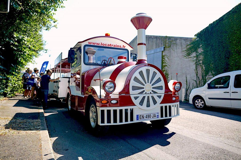 location de petits trains touristiques