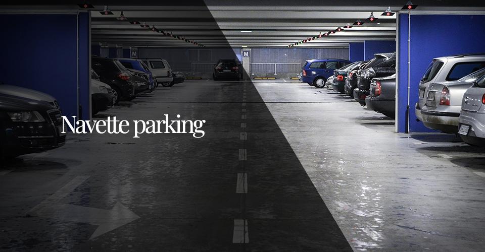 prestation navette parking